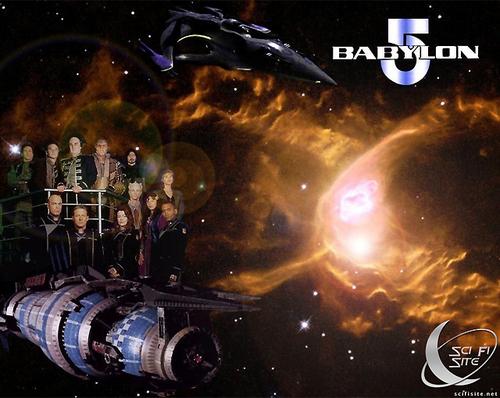babylon 5 achtergrond