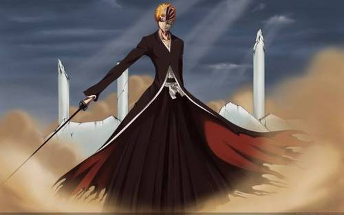 badass ichigo - ultimate-anime Photo