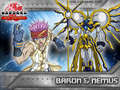 bakugan-new-vestroia - baron wallpaper