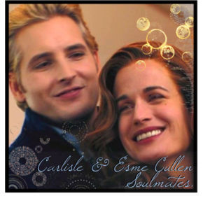 Esme And Carlisle Cullen wallpaper entitled carlile and esme