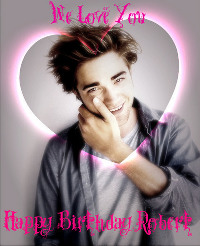 happy b'day rob
