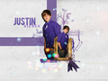justin-bieber - jb wall wallpaper