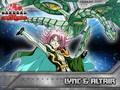 bakugan-new-vestroia - lync wallpaper