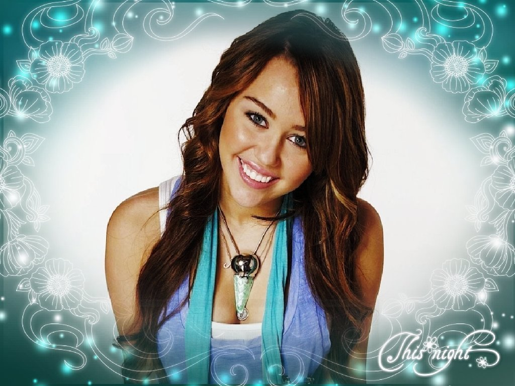 as montana hannah cyrus Miley