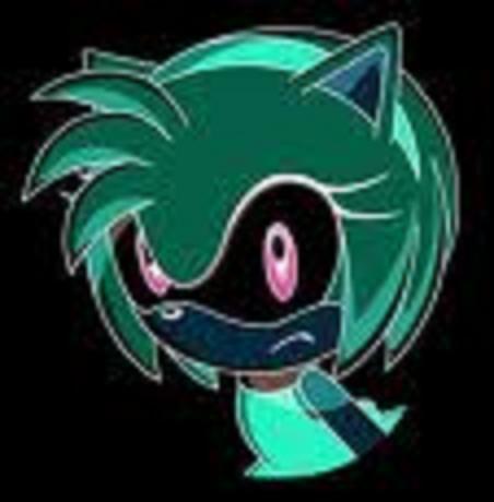 missy the dark hedgehog