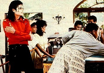 mj with......