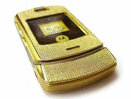 my cell but without the bling