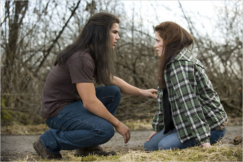 new/old stills from New Moon