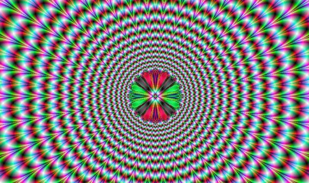 opticial illusions