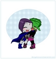 raven and beast boy - raven photo