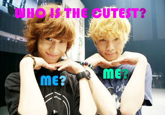 who is the cutest?