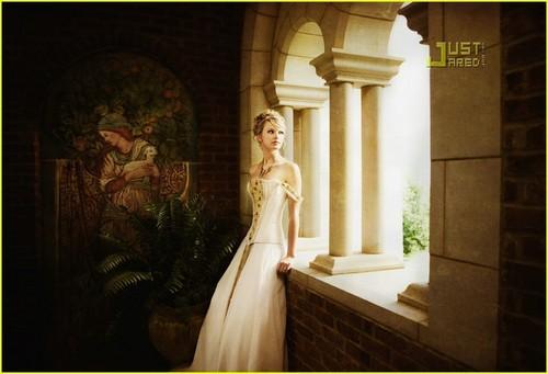 """""""Love Story"""" (music video photoshoot)"""