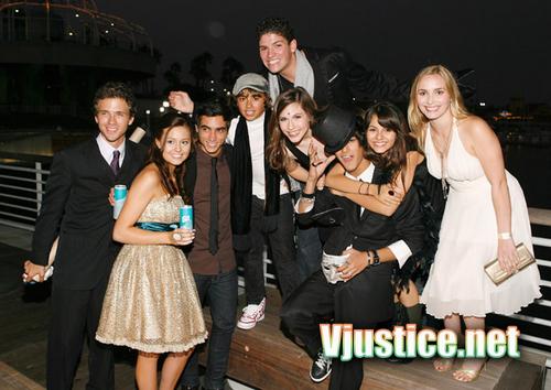 """Masquerade In Paris"" 16th Birthday Party For Actress Jillian Clare"