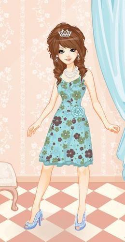 (Slytherin) Princess Sarah