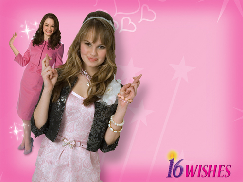 16 Wishes wolpeyper