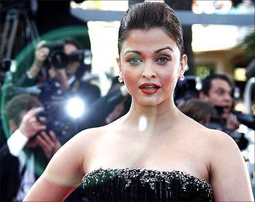 Aishwarya Rai at the Cannes Film Festival 2010