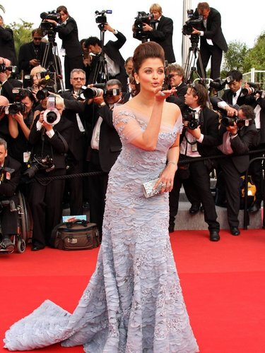 Aishwarya Rai at the Cannes Film Festival 2010