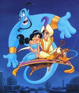 Disney Prince wallpaper entitled Aladdin