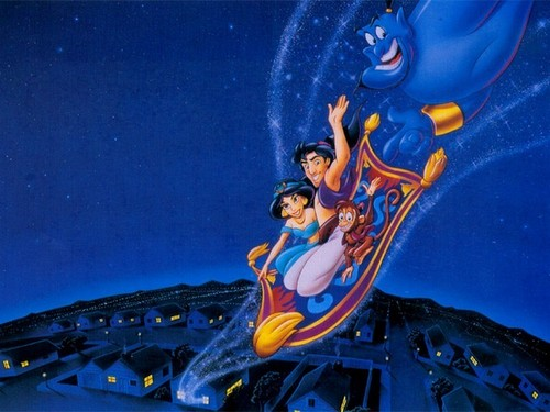 disney Prince wallpaper titled aladdin