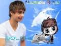Alex the cutest - alexander-rybak wallpaper