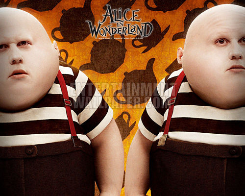 Alice in Wonderland (2010) wallp`apers