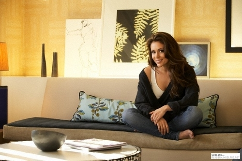 Alyssa milano - jeruk, orange Coast magazine - 2008