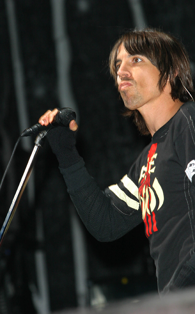 Anthony Kiedis - Antho...