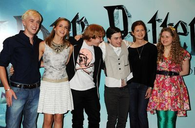 Appearances > 2009 > Harry Potter & The Half Blood Prince : london Photocall