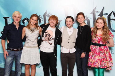 Appearances > 2009 > Harry Potter & The Half Blood Prince : Londres Photocall