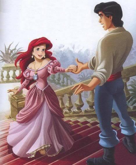 Ariel couple