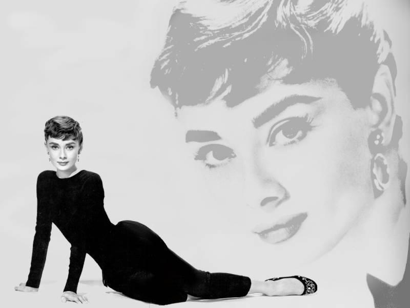Одри Хепберн (Audrey Hepburn).