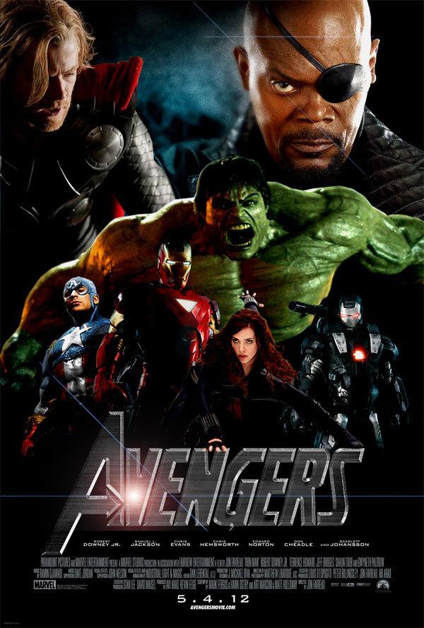 The Avengers Fan Art (12241510