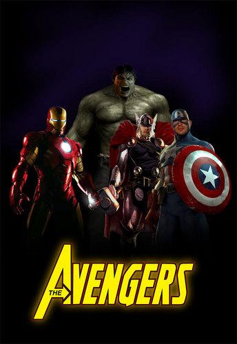 Avengers Fan-made Poster