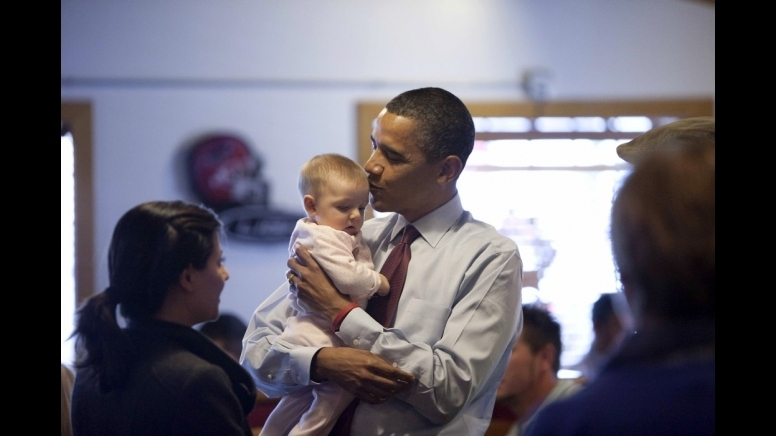 barack obama baby picture - photo #19