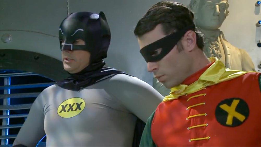 Joker and harley quinn in porn batman parody porn batman