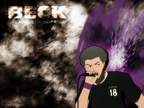 Beck: Mongolian Chop Squad- Chiba