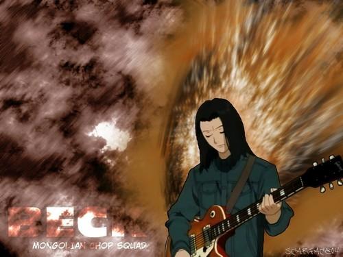 Beck: Mongolian Chop Squad- Ryusuke