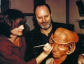 Behind the scenes - star-trek-deep-space-nine photo