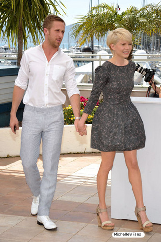 Blue Valentine at Cannes!