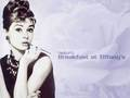 audrey-hepburn - Breakfast At Tiffany's wallpaper