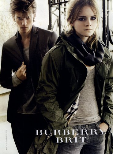 バーバリー Autumn/Winter Campaign '09
