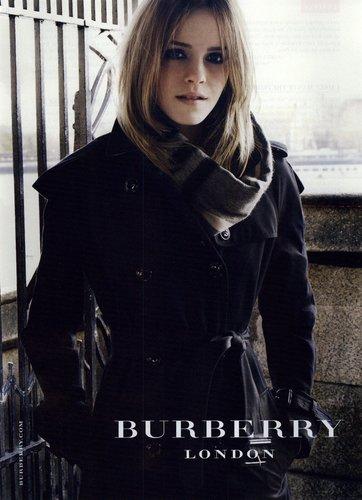 burberry Autumn/Winter Campaign '09