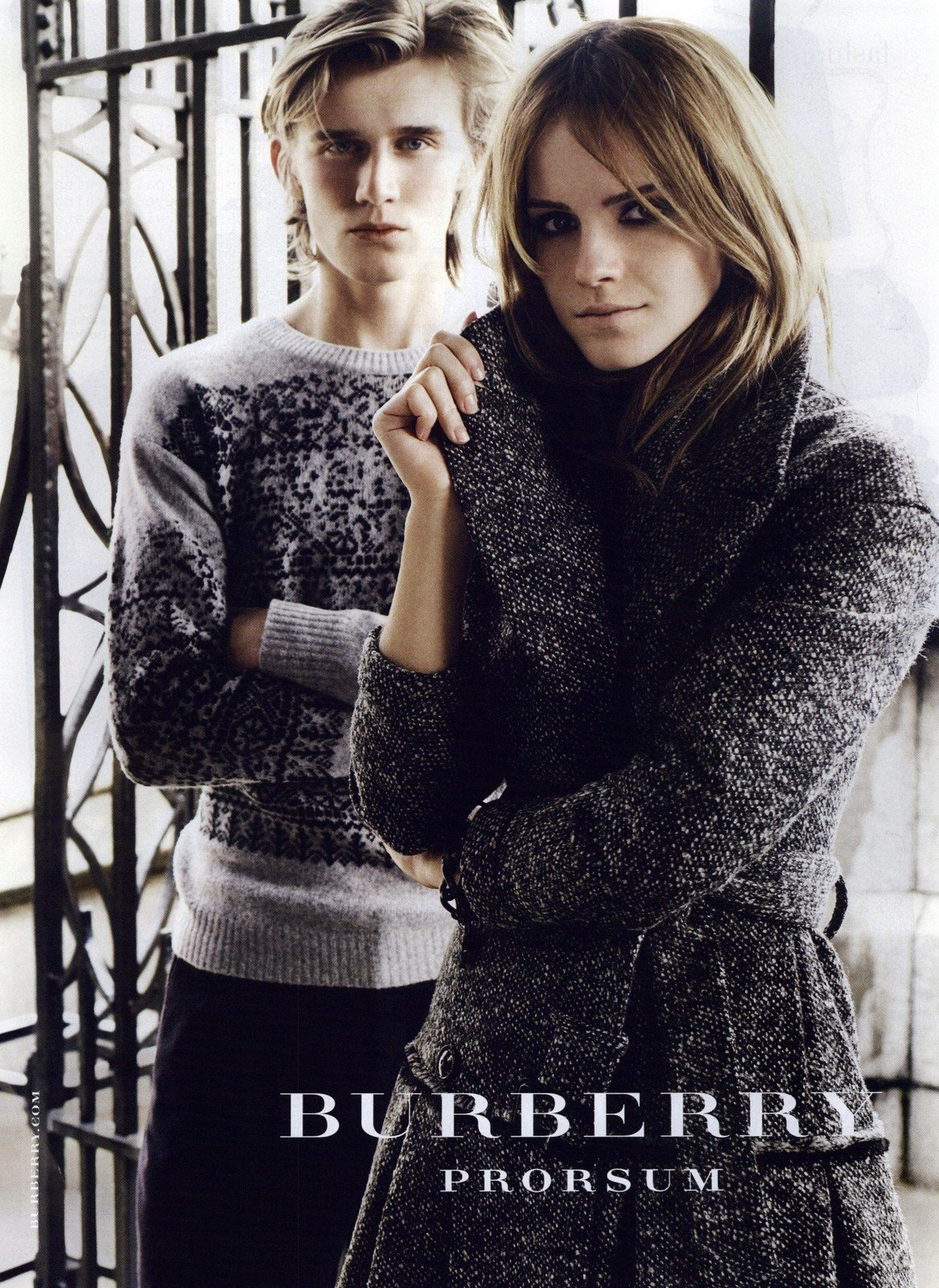 burberry, बरबरी Autumn/Winter Campaign '09