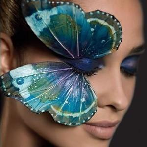 butterfly, kipepeo Eye