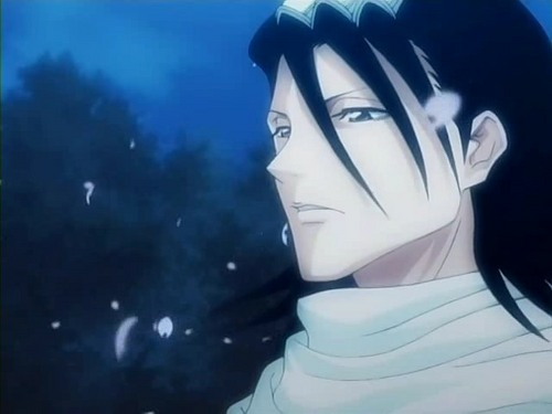 Kuchiki Byakuya वॉलपेपर entitled Byakuya Kuchiki