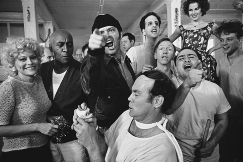 Cast of One Flew Over the Cuckoo's Nest