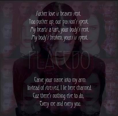 every you every me lyrics
