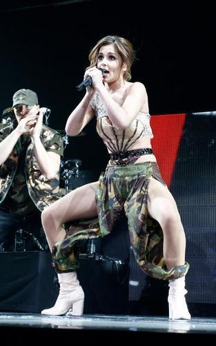 Cheryl Cole performing in Berlin (May 15)