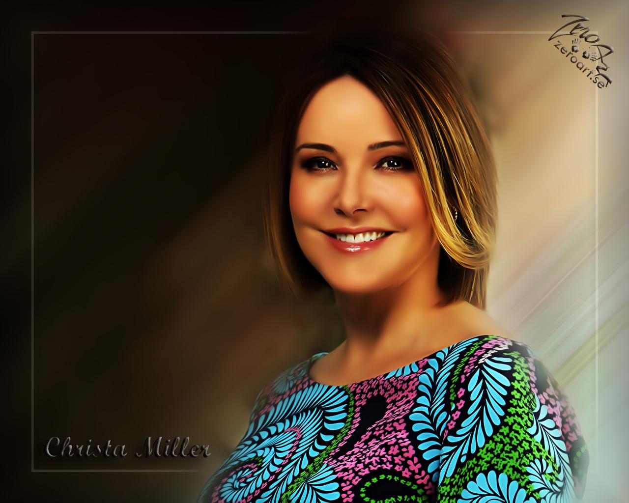 Christa Miller Christa Miller Wallpaper 12239426 Fanpop