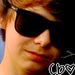 Christian Beadles with sunglass